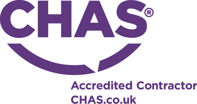 CHAS Accredited Contractor Award